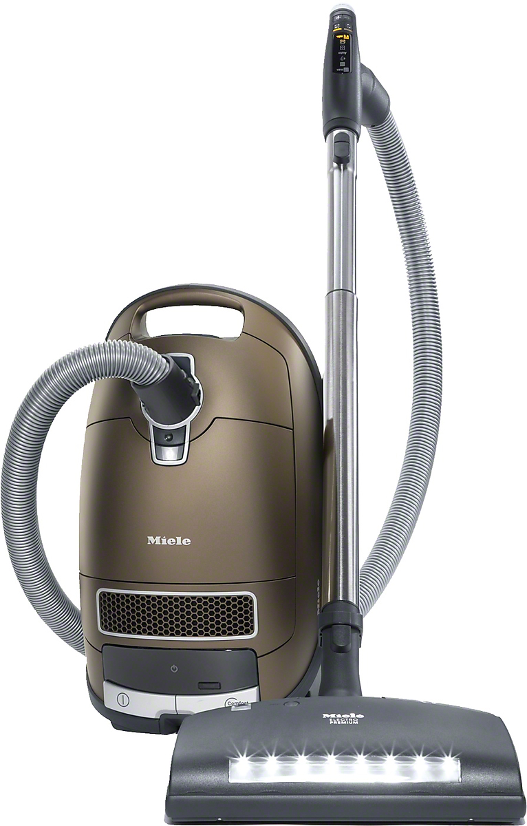 Miele Complete C3 Brilliant Powerline Sgpe0 Canister Vacuum Cleaners