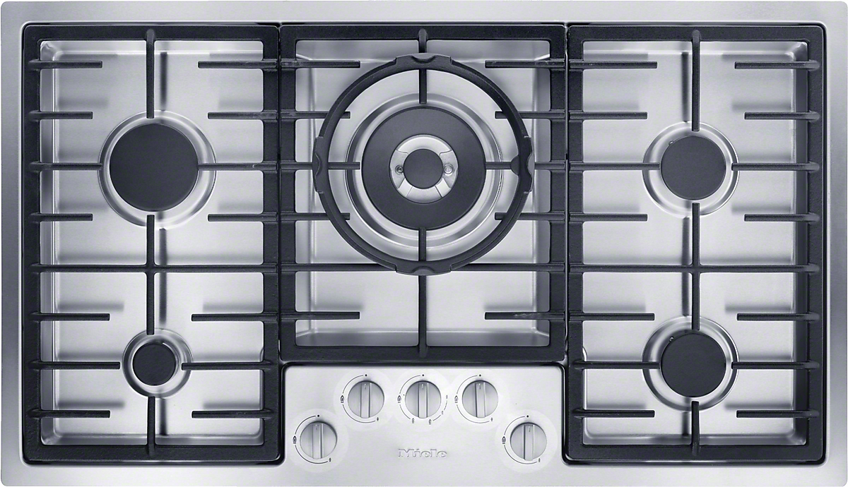 km g gas cooktop in maximum width for the best possible cooking and user