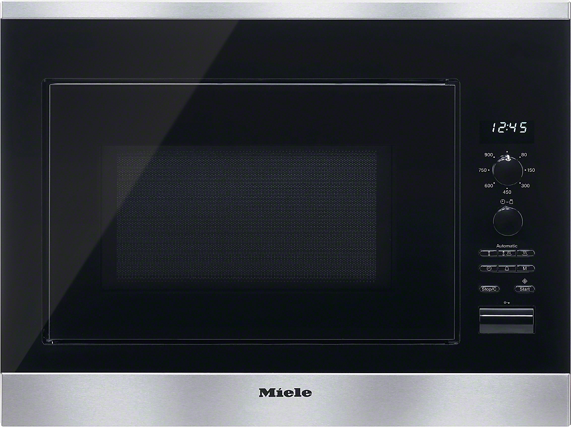 M 6040 Sc Built In Microwave Oven With Automatic Programs For Perfect Results