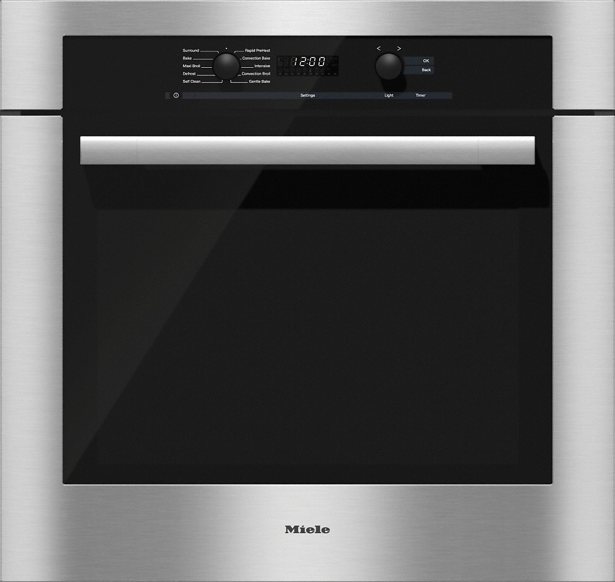 Miele H 6180 Bp 30 Inch Convection Oven