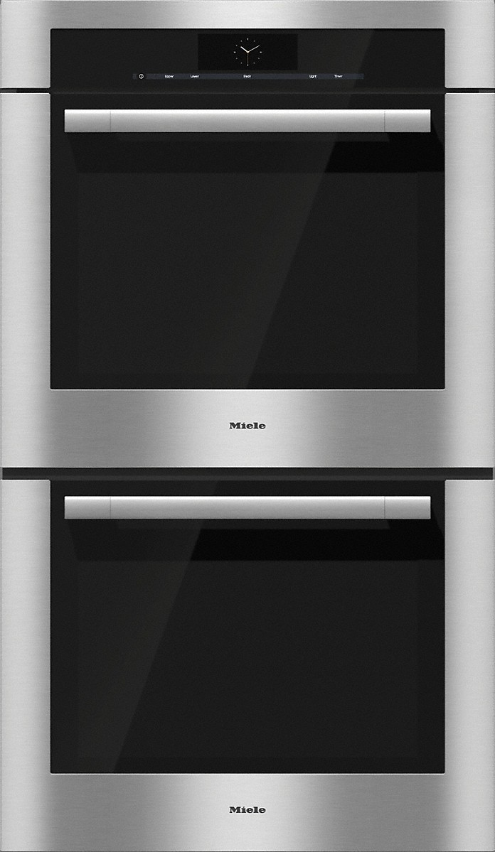 miele h 6780 bp2 30 inch convection oven. Black Bedroom Furniture Sets. Home Design Ideas