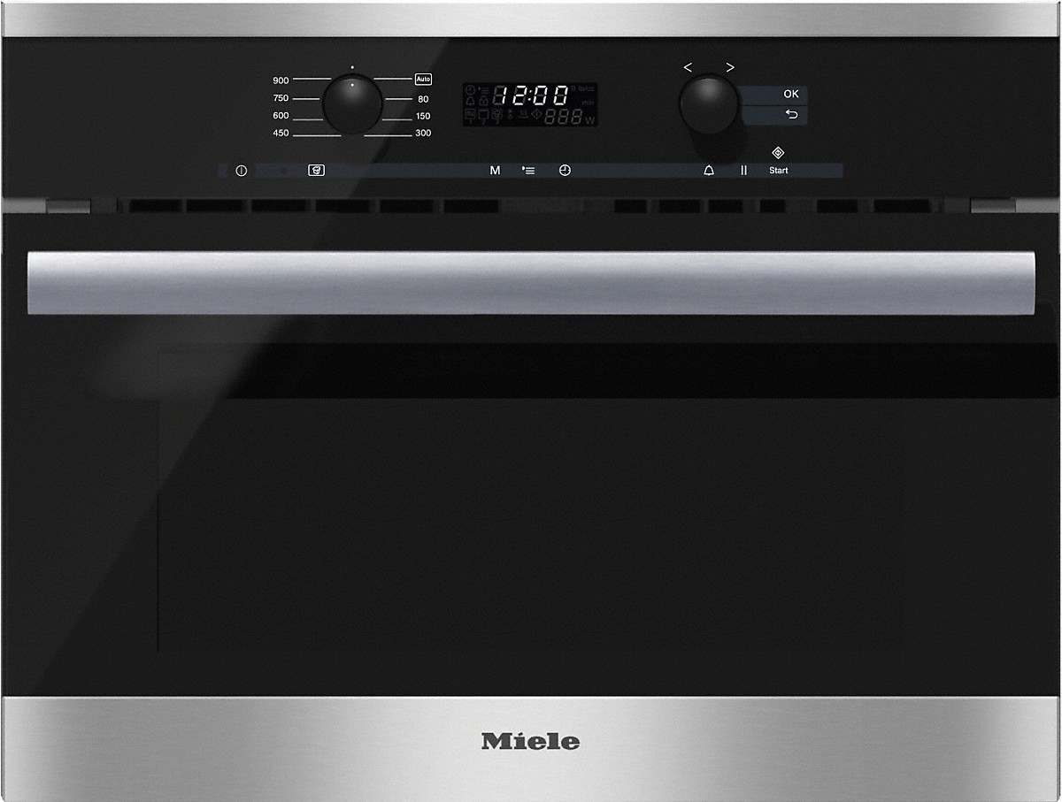 miele m 6260 tc built in microwave oven. Black Bedroom Furniture Sets. Home Design Ideas