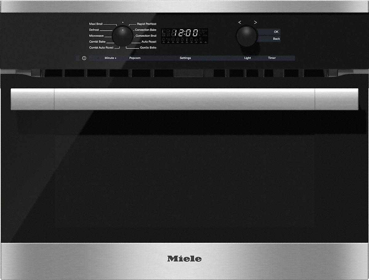 H 6100 Bm Am 24 Inch Sd Oven With Electronic Clock Timer And Combination