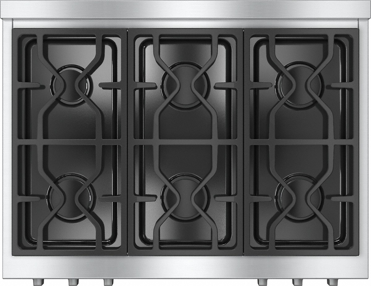 Thermador vs. Miele 36 Inch Rangetops (Reviews / Ratings / Prices)