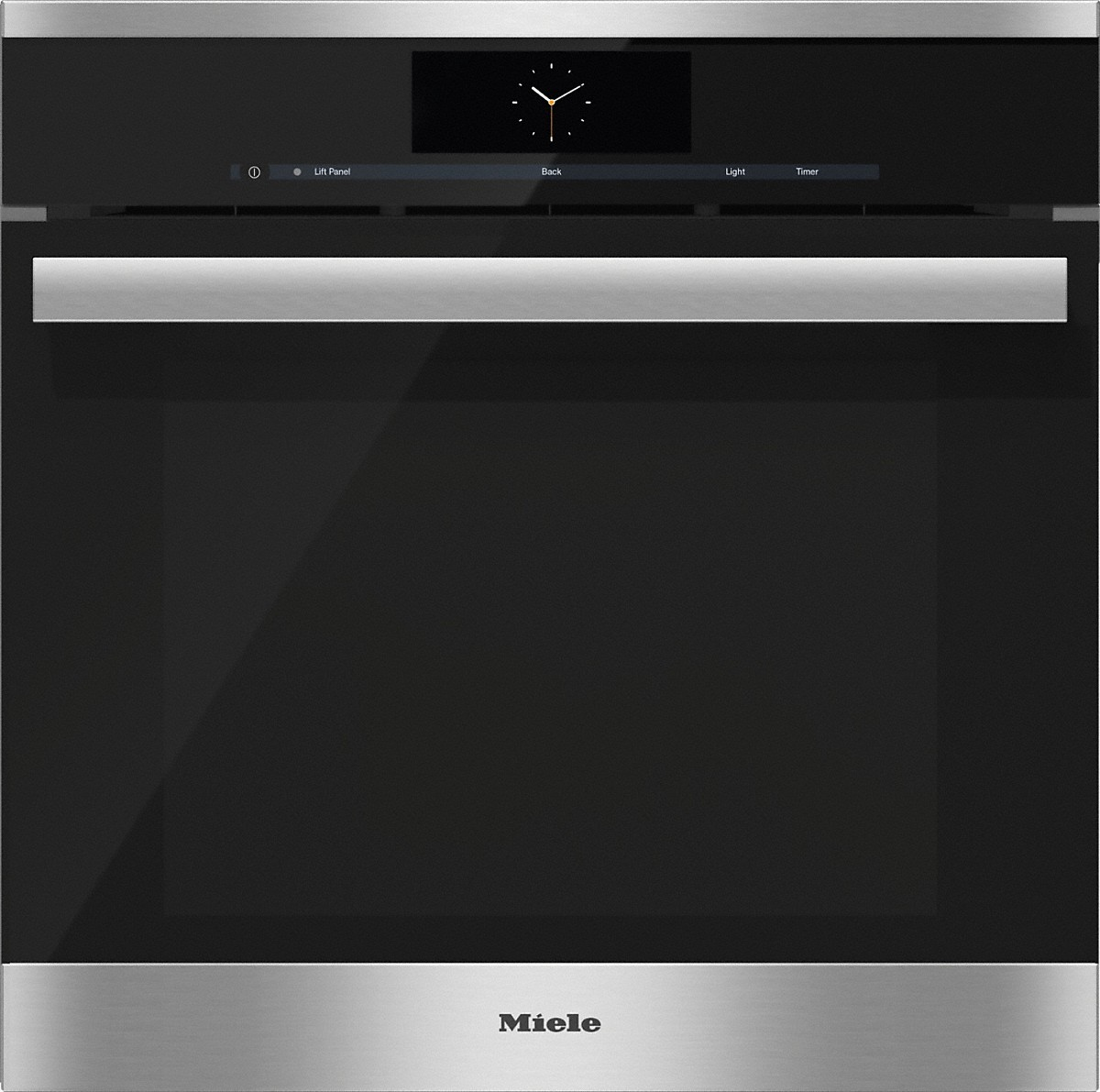 miele dgc 6865 am steam oven with full fledged oven function and xxl cavity. Black Bedroom Furniture Sets. Home Design Ideas