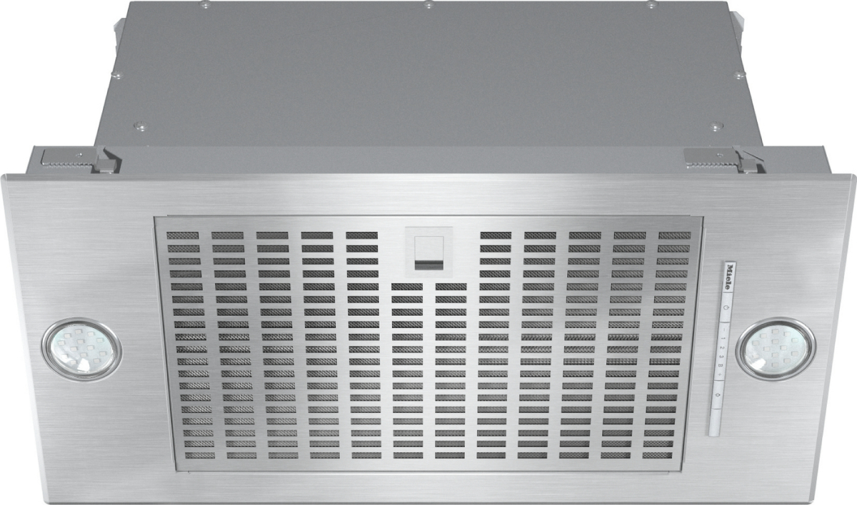 DA 2360 - Insert ventilation hood with energy-efficient LED lighting and  backlit controls for