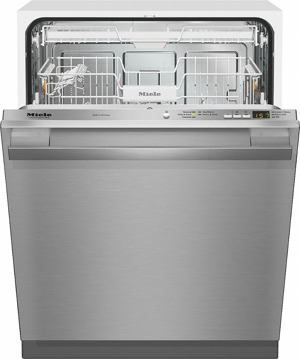 Miele Dishwasher Reviews >> Miele G 4977 Scvi Sf Am Fully Integrated Full Size Dishwasher