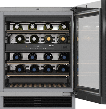 KWT 6322 UG - Built-under wine storage unit